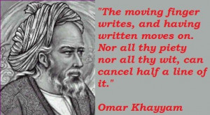 Omar khayyam quotes 4