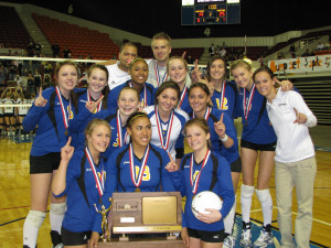 ... state… first league championship… first ever Sub-State