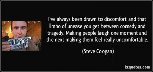 More Steve Coogan Quotes