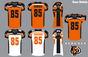 Re: They should roll with the old style BENGALS logo