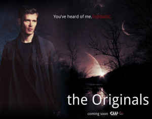The Originals - Klaus Mikaelson by Alogirl