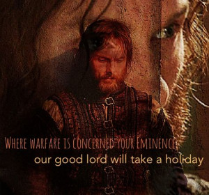 ... our good lord will take a holiday more the borgias quotes sean harry