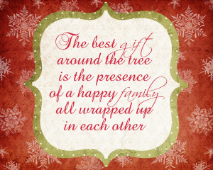 christmas sign2 copy Christmas Quotes For Family