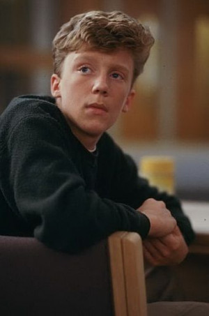 ... Michael Hall as Brian Johnson