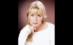American actress Marcia Strassman, best known for her roles in Honey ...