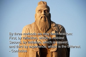 Confucius best quotes sayings wise wisdom brainy