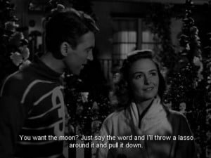 It's a wonderful life - quote