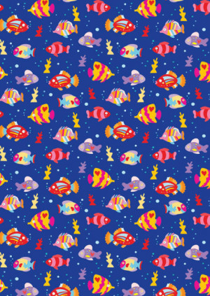 fish scrapbook paper fish scrapbook paper large