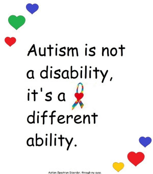 Different ability. asperger-s-syndrome