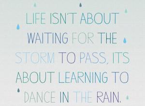Dancing The Rain Funny