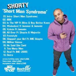 Short Man Syndrome