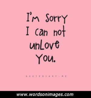 Sorry Friend Quotes Sayings