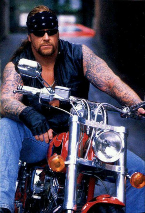 Undertaker. Sexy beast!