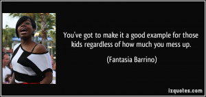 More Fantasia Barrino Quotes
