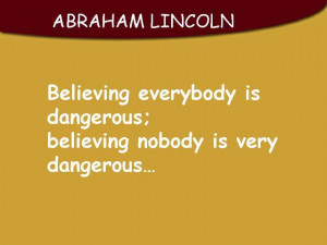 Abraham Lincoln Quotes Picture