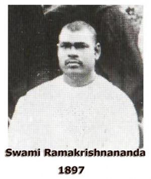 Pre-monastic name: Shashi Bhushan Chakravarti