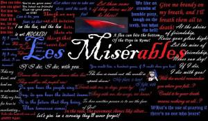Les Miserables Les Mis Epic Quotes