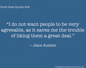 Book Geek Quotes Jane Austen Quotes Author Quotes Pride & prejudice ...