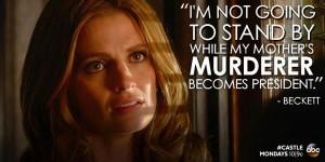 ... murderer becomes president.