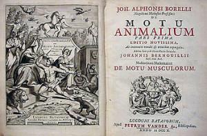 De Motu Animalium I' s cover