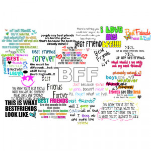 Best Friends Quotes - Polyvore