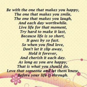 ... quotes to make you smile. Here is the link back to that page