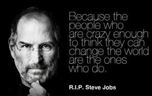 Steve Jobs Motivational Quotes