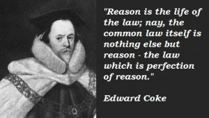 Edward coke famous quotes 3