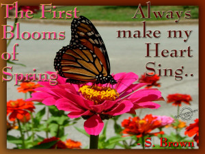 Spring Quotes Graphics, Pictures - Page 2