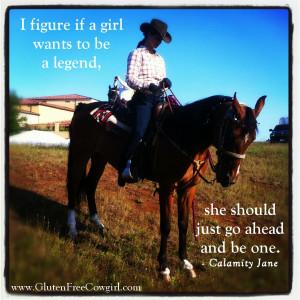 Cowgirl Legend