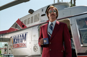 ... Ron Burgundy Copyright: DreamWorks Pictures / Apatow Productions 13 of