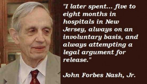 John forbes nash jr famous quotes 4