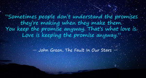 ... 38: 10 quotes from The Fault In Our Stars : Listicles: Microfacts