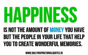 ... life that help you to create wonderful memories inspirational quote