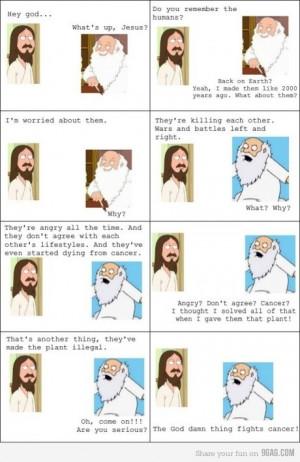 god #plant #jesus, 9gag, cancer, drogs, drug, drugs, earth, funny, god ...
