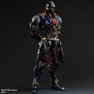 ... Arts Kai DC Variant Hawkman and Darkseid Photos - Additional Images