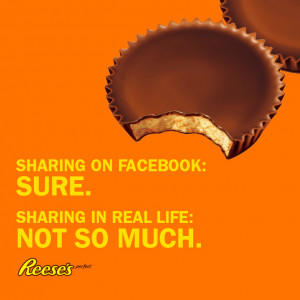 SOCIAL MEDIA: The perfect autumn with Reese's