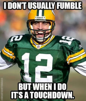 Posted in Memes | Tagged Aaron Rodgers
