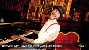 Picture Neon Hitch Gym Class Heroes And Travis McCoy Photo