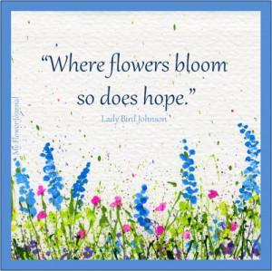 Flower-Quote-on-Splattered-Flower-Art-from-My-Flower-Journal-500x499 ...