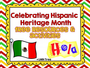 Great Free Resources to Help Celebrate Hispanic Heritage Month