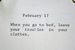 vintage collection of lame quotes