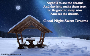 Beautiful Good Night Images with Good Night Quotes