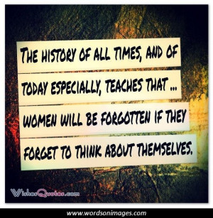 Famous quotes about women