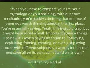Inglis-Arkell Quantum Quote