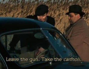 Richard Castellano as Peter Clemenza in The Godfather