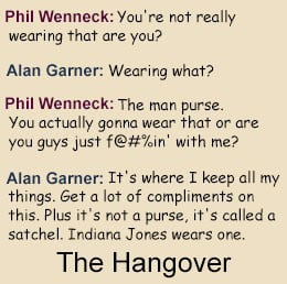 Funny Quotes From The Hangover About Life About Friends and Sayings ...