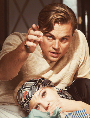 The Great Gatsby (2012) Jay and Daysy