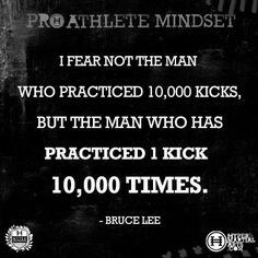 ... pro athlete mindset hyper martial arts more art quotes karate quote