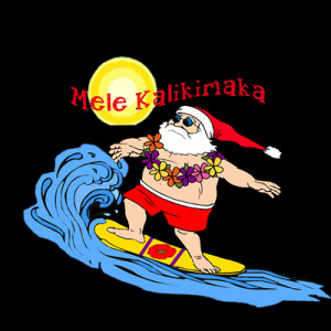 hawaiian christmas sayings